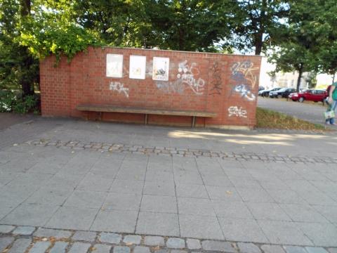 Park-Mauer
